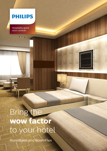 Bring the wow factor to your hotel