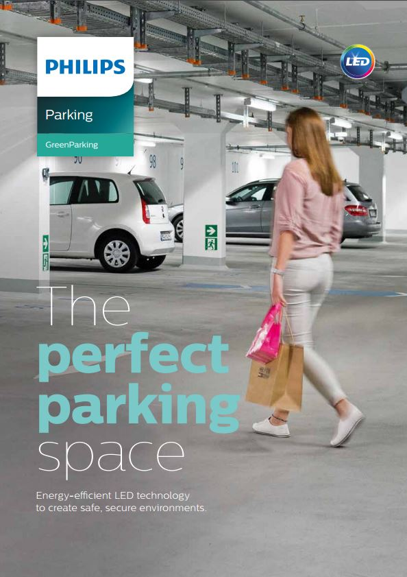 Folleto sobre Green Parking